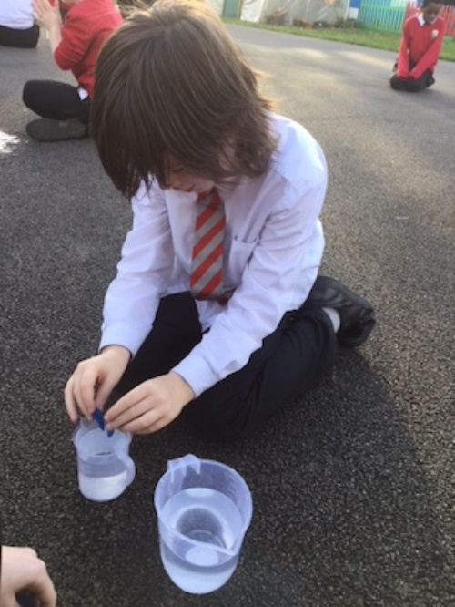 Are Year Six Resistant to Water?